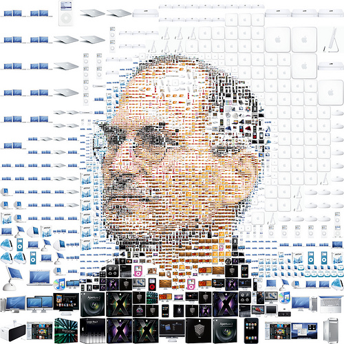 Steve-jobs-collage